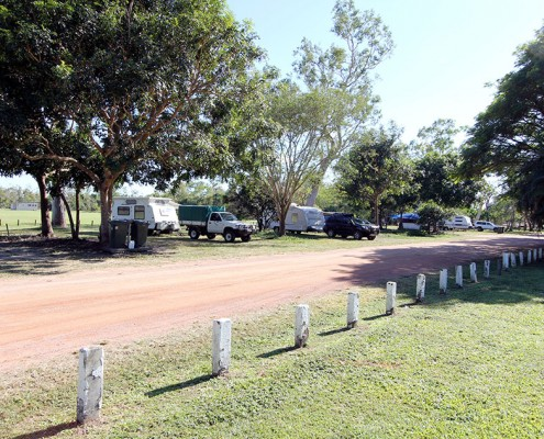 Bluewater Park-Camping-Area