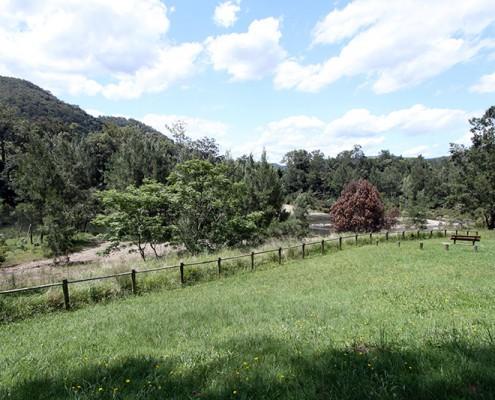 Ellenborough-Reserve