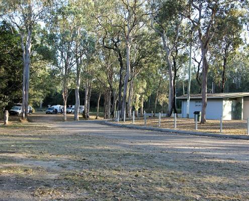 Mount Molloy Camping Facilities