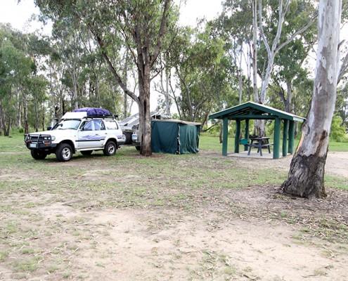 The Lions Park Rest Bundarra