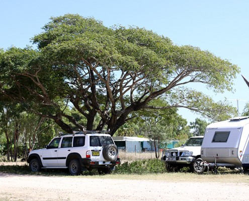 dog-friendly-camping-at-ayr-north-queensland