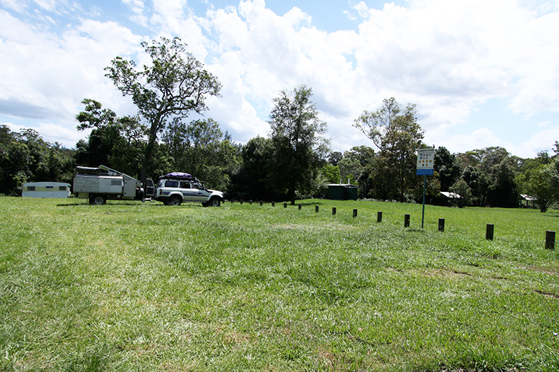 Ellenborough Reserve Camp Area is Great for DogTravel