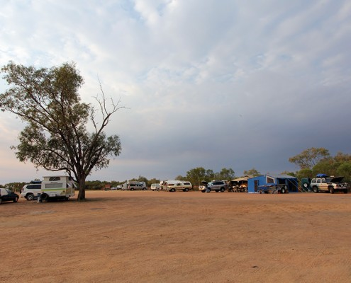 Thomson-River-Camp-Area-at-Longreach