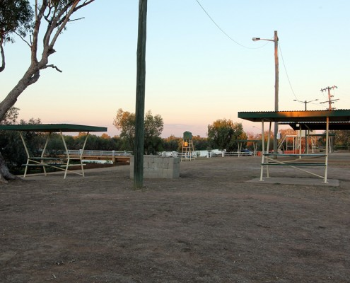 Thomson-River-Camp-Area-at-Longreach-Facilities